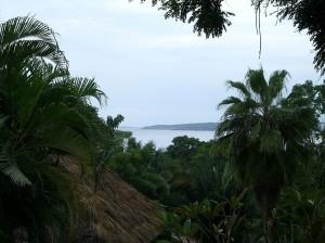 ocean distance view